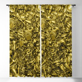 King's Ransom Blackout Curtain