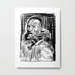 After Van Dyck 2 Metal Print