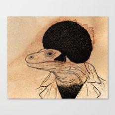 Komo'fo Dragon Canvas Print