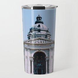 St. Stephen's Basilica Travel Mug