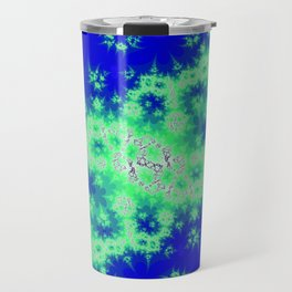 whats your name, microbe population? Travel Mug