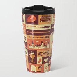 Accio Items Metal Travel Mug