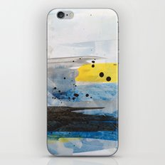 Dusty Sea iPhone & iPod Skin
