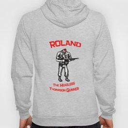 Roland The Headless Thompson Gunner Hoody