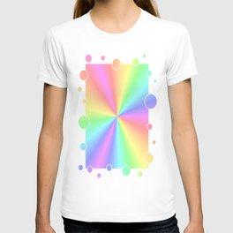 Rainbow Pattern 3 T-shirt