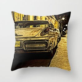 Havanna at night... Throw Pillow