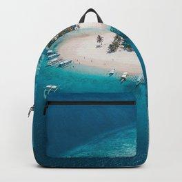 Coron Palawan Philippines Backpack