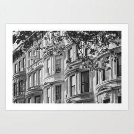 Upper West Side Dreaming Art Print