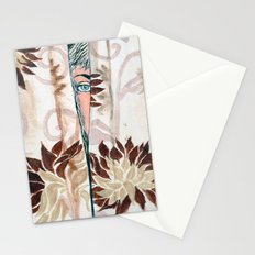 Spying eye #1 Stationery Cards