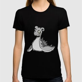 Lapras the scary T-shirt