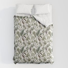 Pine Bough Comforters