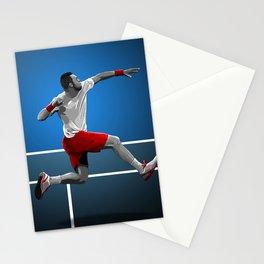Jo-Wilfried Tsonga Stationery Cards