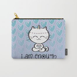 Lily Unicorn Kitty Carry-All Pouch