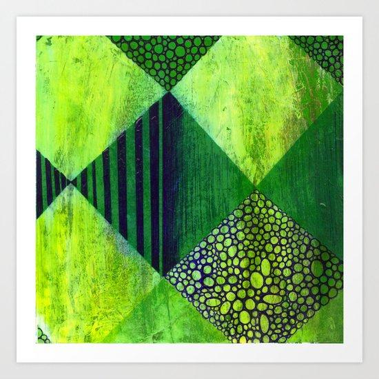Chloris Art Print