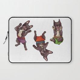 Mojo, Ocho, Herman Laptop Sleeve