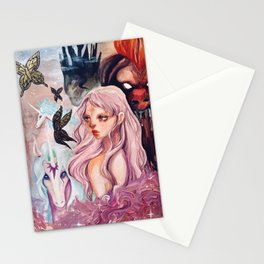 Lady A Stationery Cards