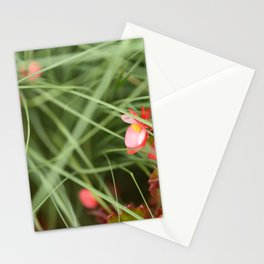 Flowers London 3 Stationery Cards