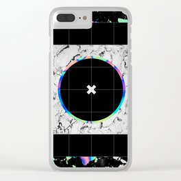 NO GOOD Clear iPhone Case
