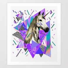 ACID WAVVES Art Print
