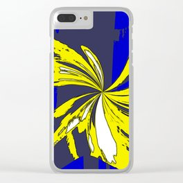Reckless Clear iPhone Case