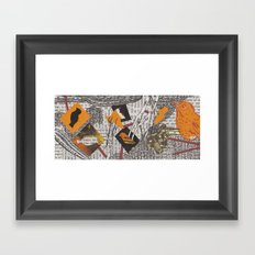 Feygelakh פייגעלאך Framed Art Print