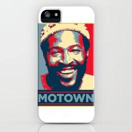 Motown Legend iPhone Case
