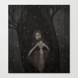 Sing Me a Song Canvas Print