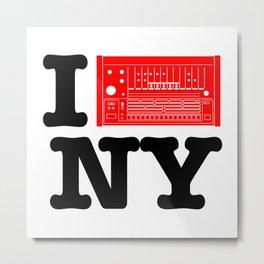 I 8OH8 NY Metal Print