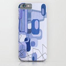 Feeling Blue. Slim Case iPhone 6s