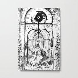 LUZ DE AFTER Metal Print