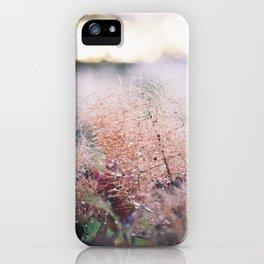Snowball Bush iPhone Case
