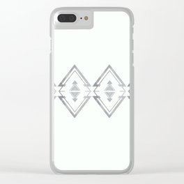 Bohemian you! Clear iPhone Case
