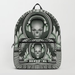 Currency of Rock / Accept no substitutes Backpack