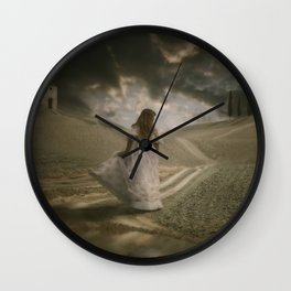 I dance in my dreams Wall Clock