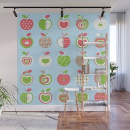 Applelicious Wall Mural
