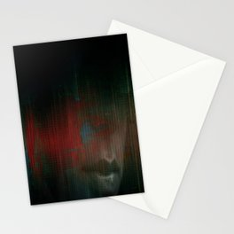 Vibrations of the Heart  Stationery Cards
