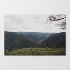 middle earth 2  Canvas Print