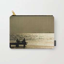 Sitting in the dock of a bay Carry-All Pouch