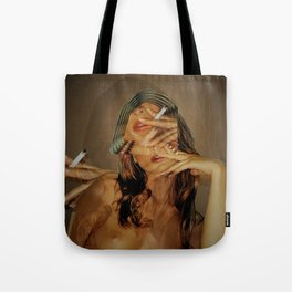 Station 53 x dreams in the night Tote Bag