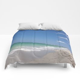 Toes In The Sand Comforters