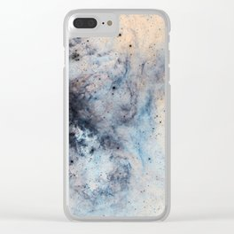 Entropy Ether Clear iPhone Case