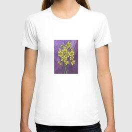 Jonquils - Watercolor and Ink artwork T-shirt