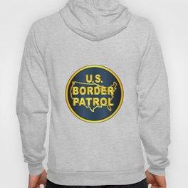 United States Border Control Hoody