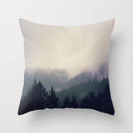 love is paradise.  Throw Pillow