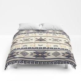 Ethnic patterns Comforters