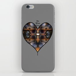 Foundation: Do What You Love iPhone Skin