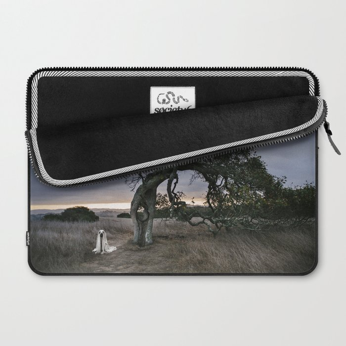 Boo 2 by The Labs & Co. Laptop Sleeve