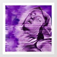 Saint Teresa Art Print