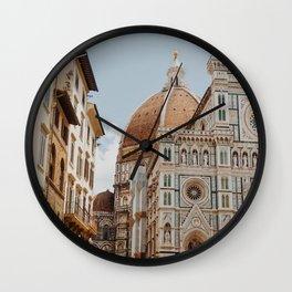Duomo di Firenze Wall Clock