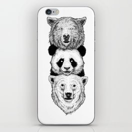 Ursus Totem v1 iPhone Skin